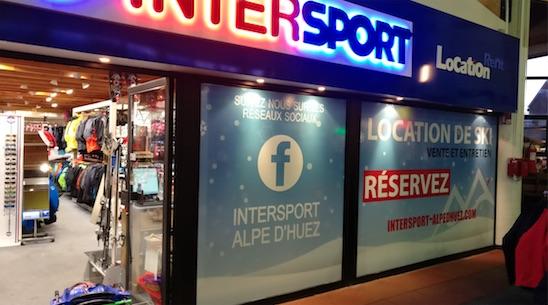 Intersport ALPE D'HUEZ